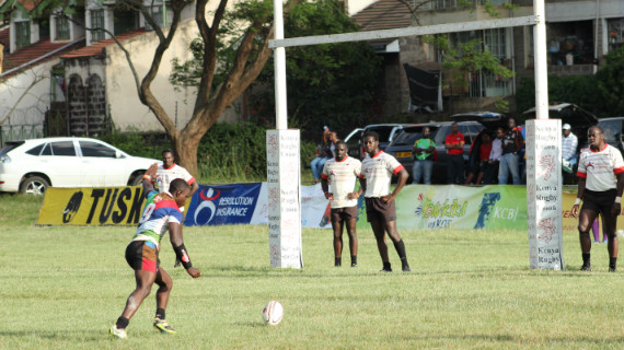 Quins Rule Ngong' Road