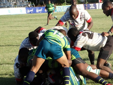 Action Continues On Kenya Cup Match Day 15