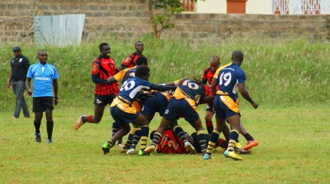 USIU Secure Home Semifinal in The #KRUChampionship
