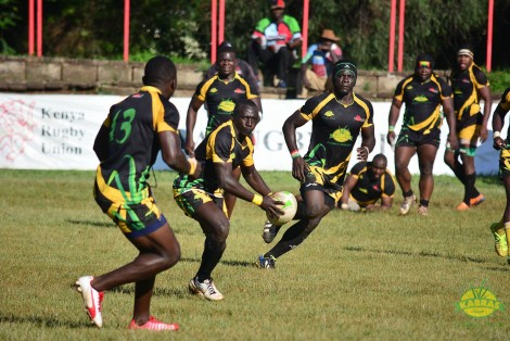 Kabras 14 Machine 13: Match Report