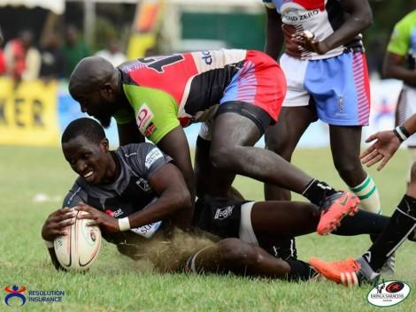 Kenya Harlequin 15 Mwamba 5
