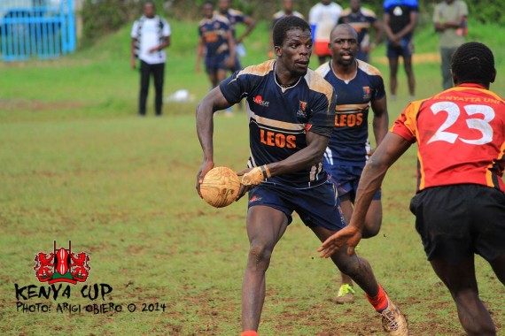 Backrow Opondo At Fullback As Leos Take On Homeboyz