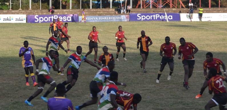 SportPesa Quins 47 Blak Blad 8: Match Report