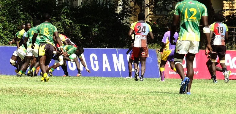 Quins Overcome Kabras To Reach Eric Shirley Shield Semis
