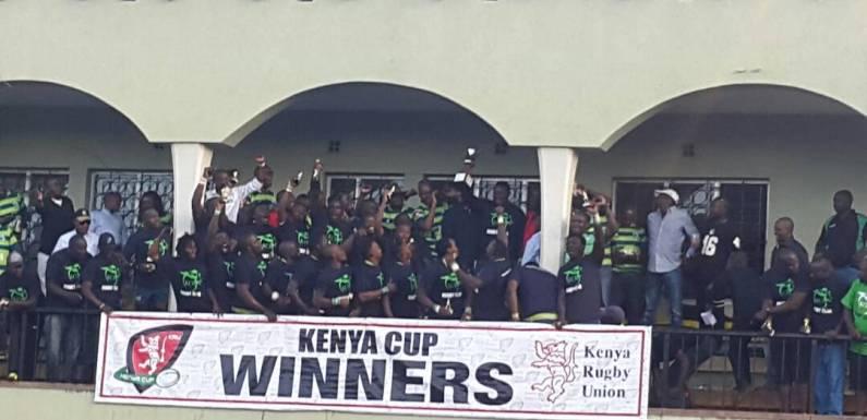 KCB Hit Kabras To Reclaim Kenya Cup