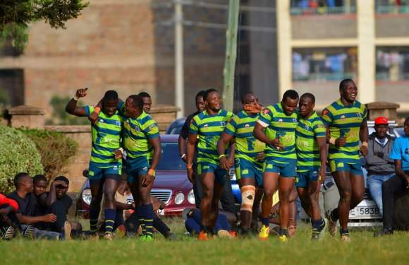 KCB stay top with big win over Quins