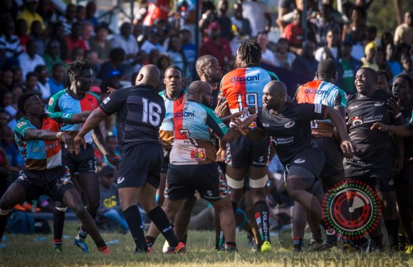 Sarries end three year wait for Ngong Road derby success