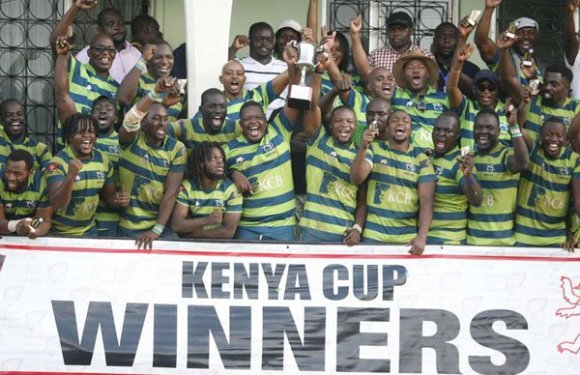 All nervy but KCB retain the Kenya Cup