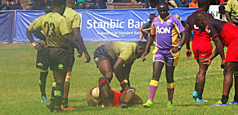 Marete to referee Enterprise Cup final