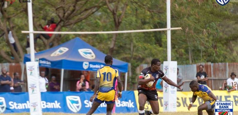 KCB Sports Club Hosts The #KenyaCup Week 2 Double Header