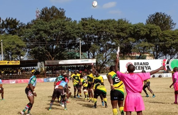 Kabras Beat Quins 21-3 To Remain Unbeaten After #KenyaCup Week 9