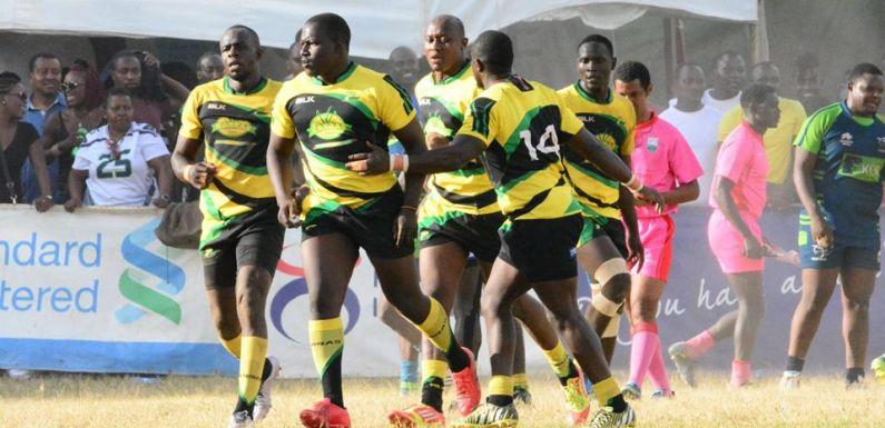 Kabras close out 2019 top of the Kenya Cup log