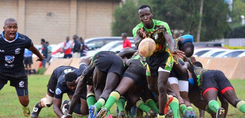 Nakuru hosts double header as 2021 Kenya Cup kicks off