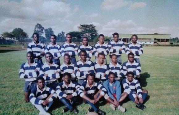 Kenya Cup champions 1989-1999