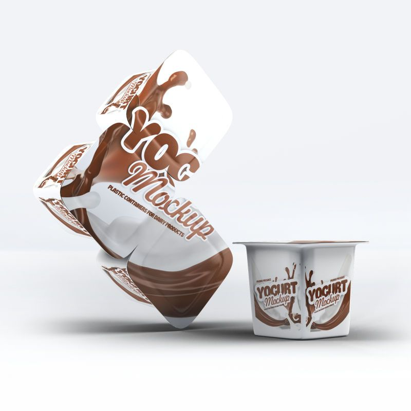 Yogurt Mock-Up