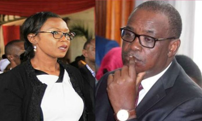 SHOCK: Governor Kidero in big trouble as wife Suzan Mboya seeks DIVORCE