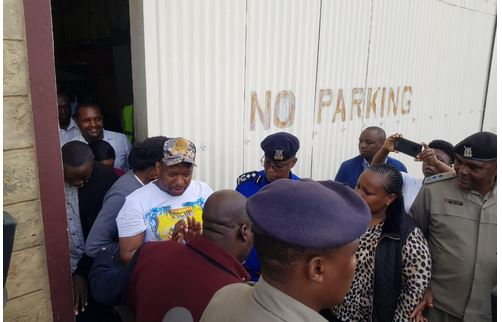 After Governor Sonko dramatic arrest, calls to disband Nairobi county gain momentum