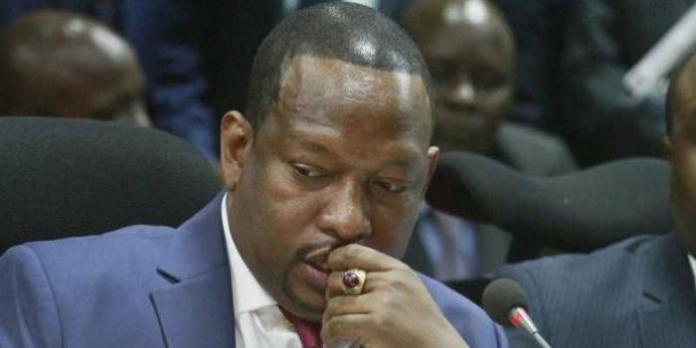 DCI Makes New Demands on Sonko's Case