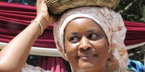 Mudavadi's Wife Lands Presidential Award