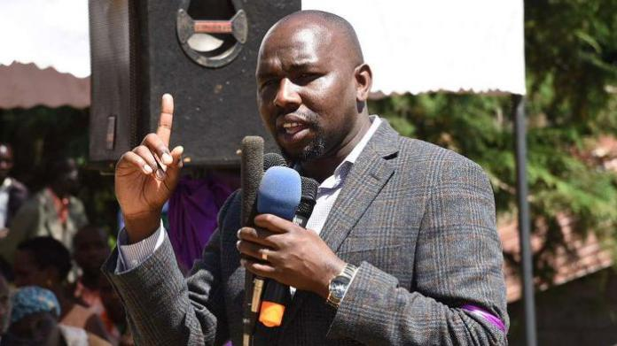 Senate Majority Leader Kipchumba Murkomen argued that Ruto could not resign becuase he was not appointed by the president.