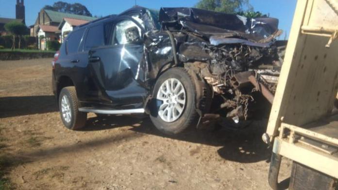 The wreckage of Tuju