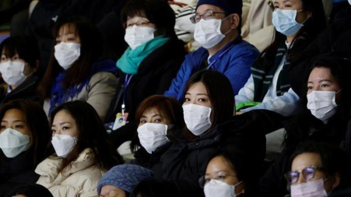 Chinese citizens wearing face masks. The World Health Organisation (WHO) announced that the coronavirus epidemic on Friday, February 7, had led to an unprecedented demand for face masks that has created potentially dangerous shortages for those who need them most.