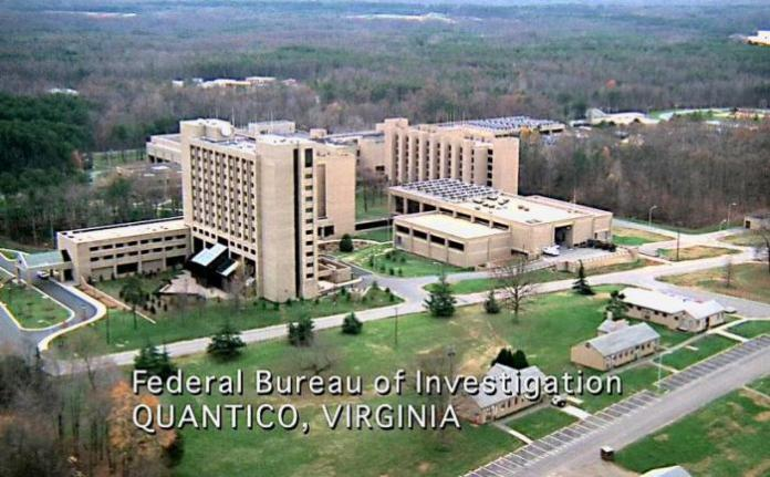 The FBI Academy in Quantico, Virginia, USA