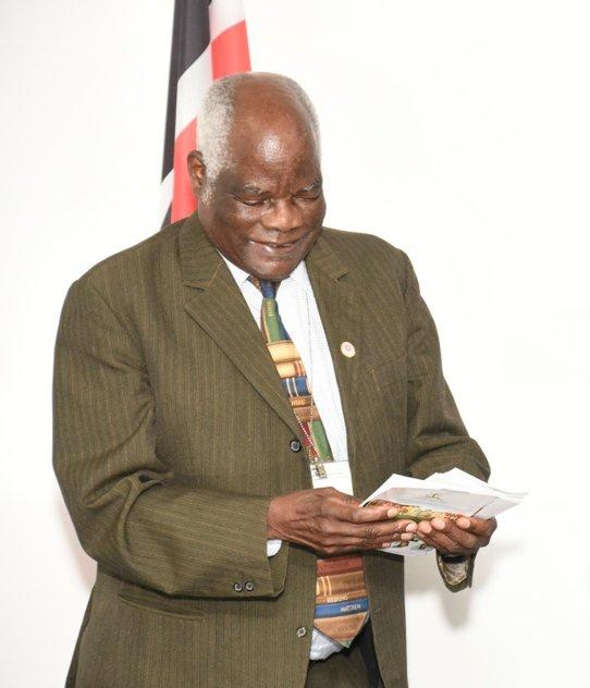 Professor Gilbert Ogutu was found hanging in his Kisumu home on Sunday, February 16.