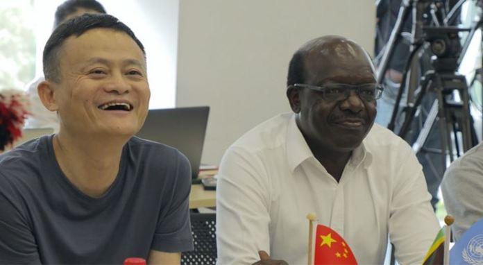 Dear Mukhisa Kituyi, please beg Jack Ma to donate Coronavirus testing kits to Kenya