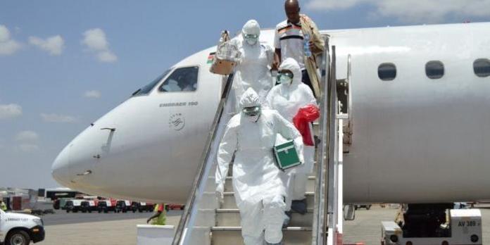 Kenyan Dies Aboard Flight to Nairobi