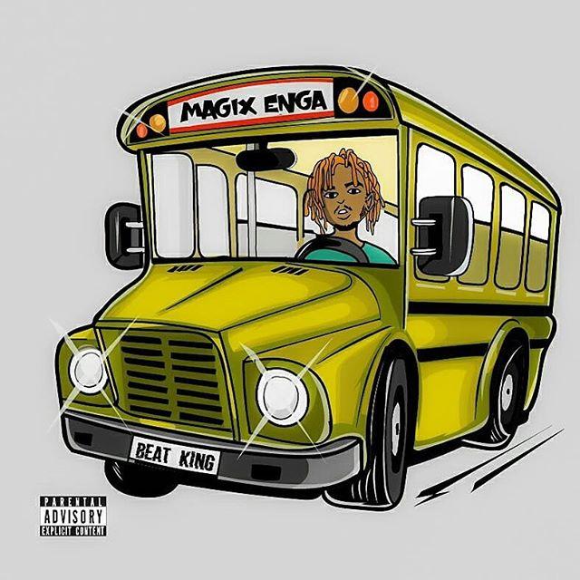 Magix Enga ft Redsan – Bus