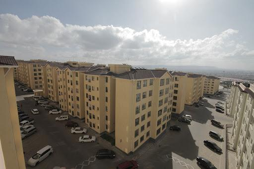 The completed phase two of the Great Wall Gardens (GWG) project by Edermann Properties Limited