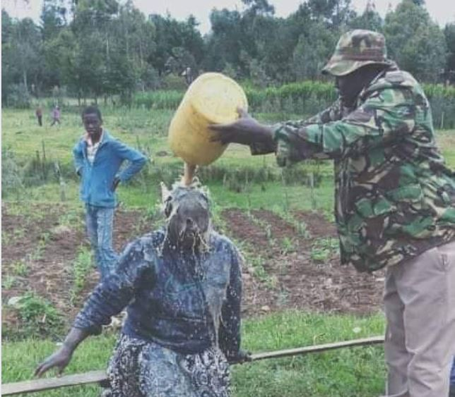 Round up: Assistant chief pours hot 'busaa' on an old granny, story of two drunkards and Europeans worry of coronavirus in Africa