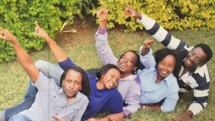 The difference: Murkomen vs James Orengo family photos