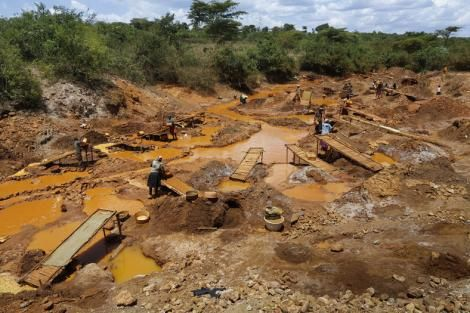 An image of Migori Gold Mine