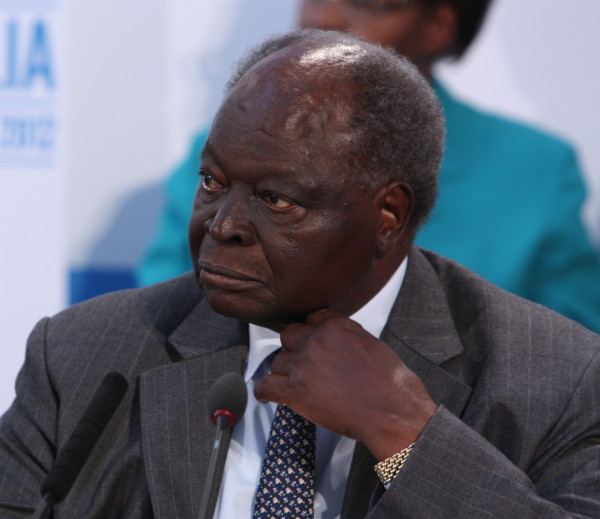 Ex-President Kibaki health deteriorates, re-admitted at Nairobi Hospital two weeks after he was discharged