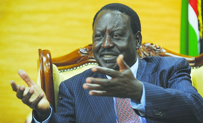 FINALLY Raila speaks about the CRA Revenue sharing, read his full statement