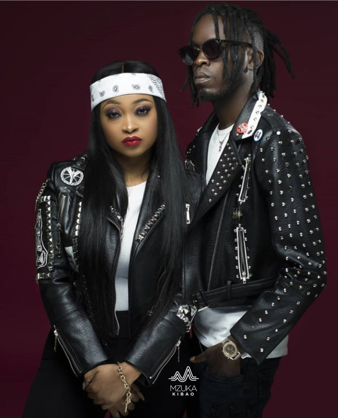 Yessonia ft Don Kamati – Bonnie and Clyde