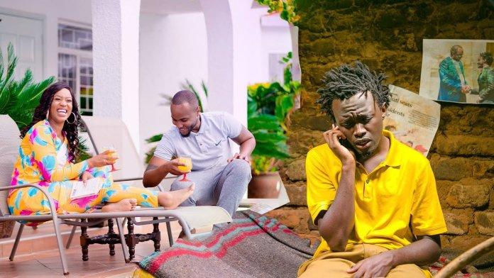 Bahati – Naanza Tena