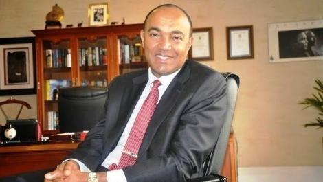File image of former Gatanga MP, Nairobi gubernatorial aspirant and Mayfair Group Founder, Peter Kenneth.