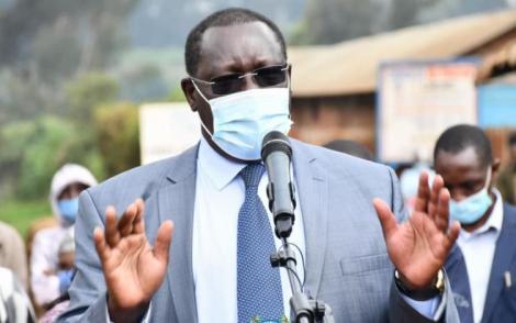 Kiambu Governor James Nyoro