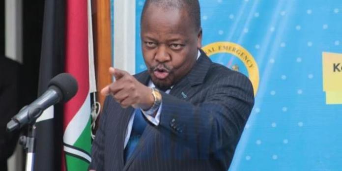 Kenya's Covid-19 Cases Cross 22,000 Mark