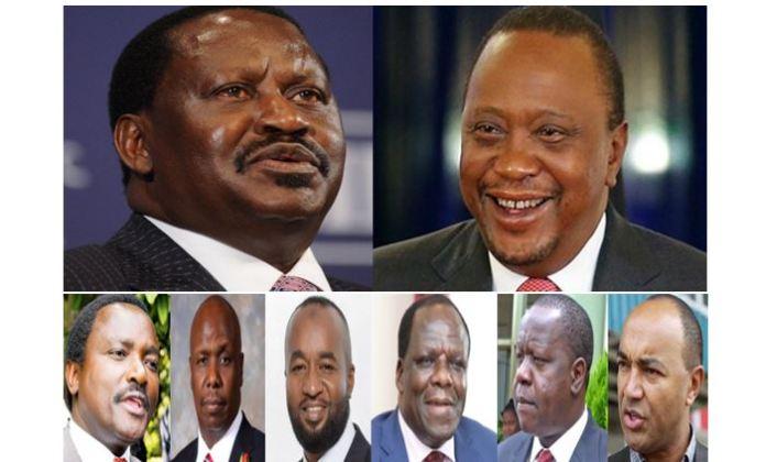 Murathe ANALYSIS: President Raila, Uhuru will be PM, Kalonzo DP, Gideon Moi and Joho DPMs. Matiangi, Oparanya powerful CSs