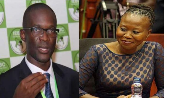 The late Msando has switched off his torch, ex-IEBC bosses Ezra Chiloba, Akombe FIGHT TO REVEAL KILLERS