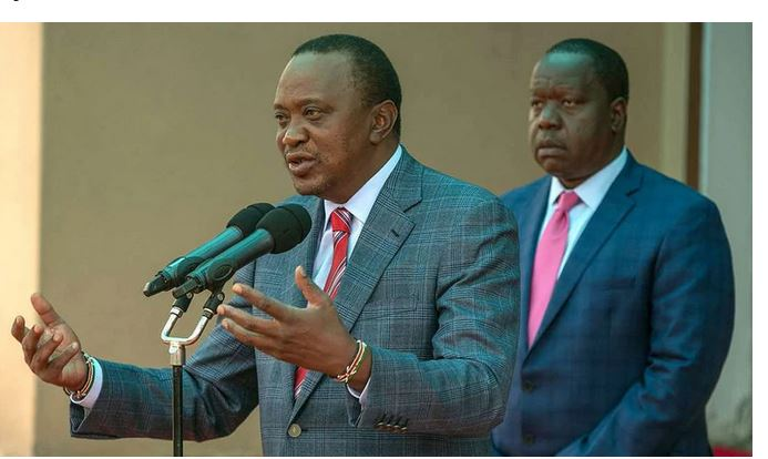 Uhuru, Matiangi announce changes in Interior docket; see new appointments and transfers of Regional and County commissioners/commanders