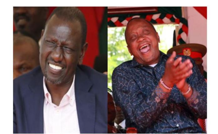 Uhuru insists he will not endorse DP Ruto, voters will decide, rift with Hustler widens