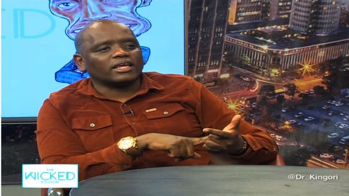 'DP Ruto is powerless, elections in Kenya are FAKE, I have video evidence of plot to kill Ruto'- Dennis Itumbi says