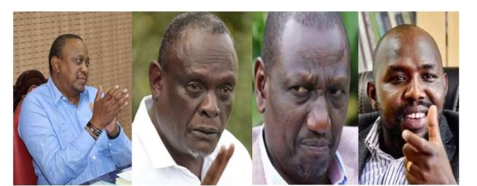 Dear Murkomen, President Uhuru doesn't hate Ruto, he doesn't find value in their continued friendship