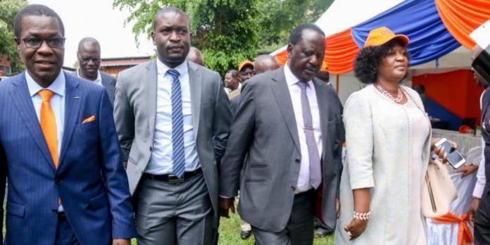 ODM Calls Out Govt Over Ksh8B Debt Owed To Party