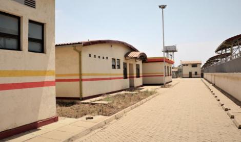 Mwiki Railway Station
